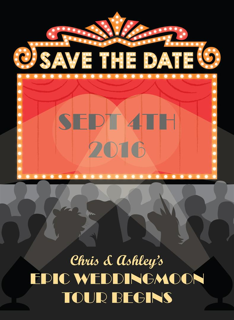 Save The Date - Sept 4th, 2016