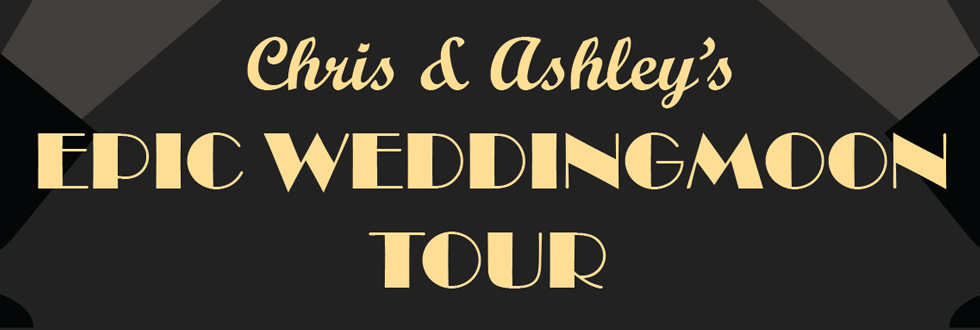 Epic Weddingmoon Tour